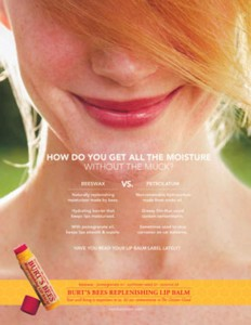 A Closer Look at Burts Bees