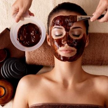 chocolate skin care mask deliciously tempting Chocolate Skin Care Mask   Deliciously Tempting
