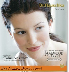 Dr Hauschka Wins Best Natural Brand Award 2010