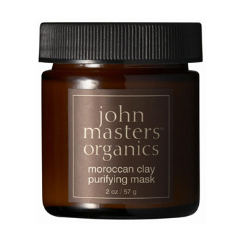 Fight Acne with John Masters Organics Moroccan Clay Mask