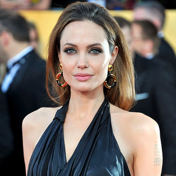 Green Celebrity of the Month - Angelina Jolie