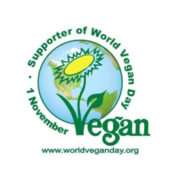Happy World Vegan Day 2010