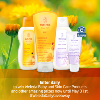 Weleda Skin Care Continuing Its Award Winning Ways